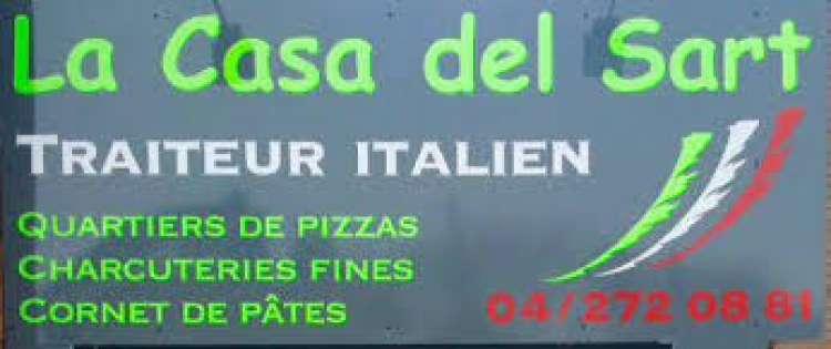 Logo Traiteur Casa Del Sart Angleur