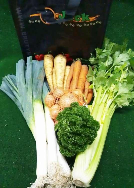 Logo maraîcher legumes Au Panier des Collines Leuze-en-Hainaut
