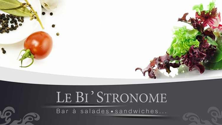 Logo Sandwicherie Le Bi'stronome des Clarisses Rocourt