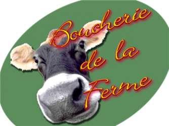 Logo boucherie charcuterie Boucherie De La Ferme Chapelle-à-Wattines
