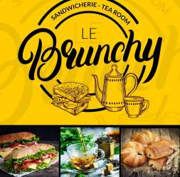 Logo Sandwicherie Le Brunchy Dottignies/Dottenijs