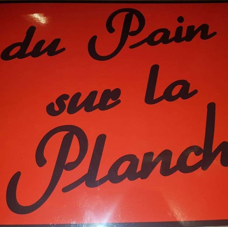 Logo Sandwicherie Du Pain Sur La Planche Tubize