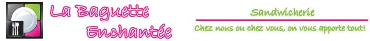 Logo Sandwicherie La Baguette Enchantée - Awans Awans