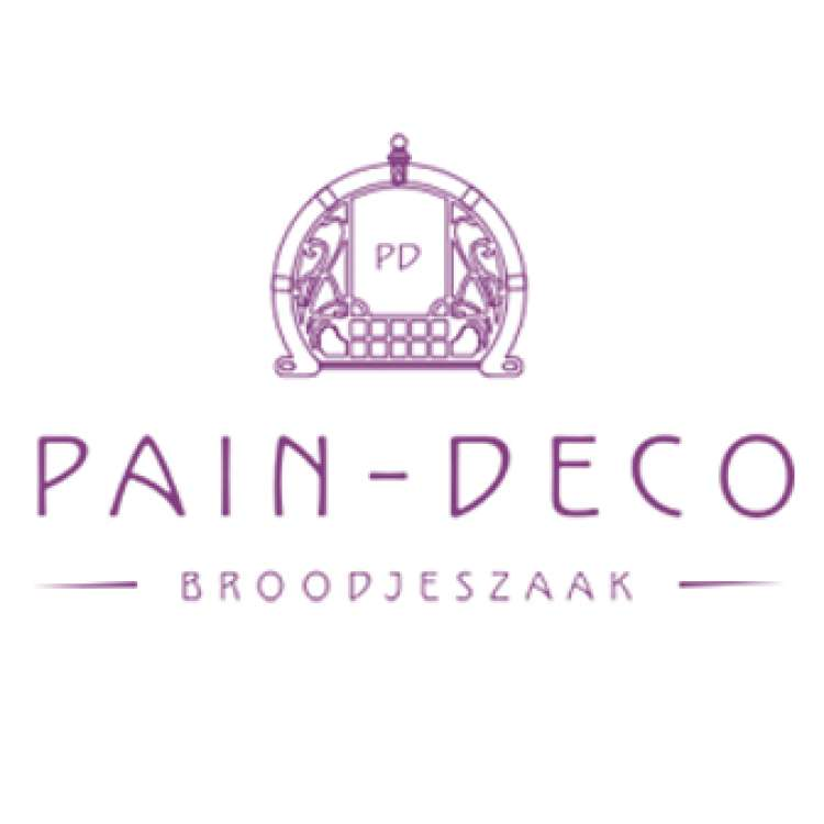 Logo Sandwicherie Pain-Deco Geel