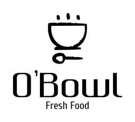 Logo Sandwicherie O'Bowl Mouscron/Moeskroen