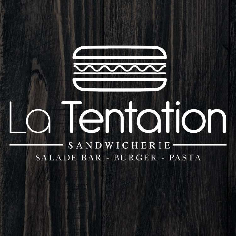 Logo Sandwicherie La Tentation Frameries