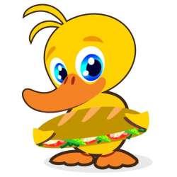 Logo Sandwicherie La Maison du Pain Maldegem