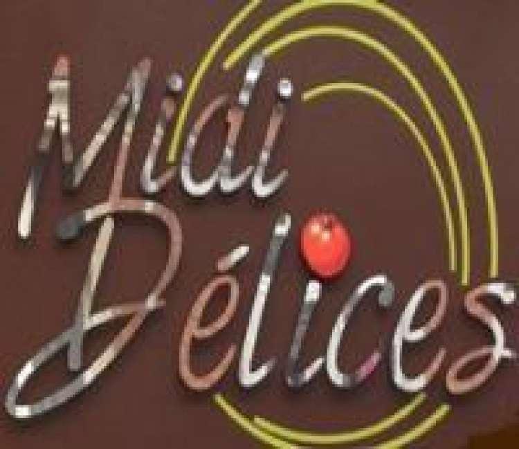 Logo Sandwicherie Midi Délices Namur