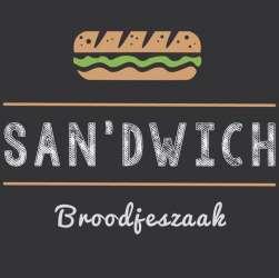 Logo Sandwicherie Broodjeszaak San'dwich Werchter