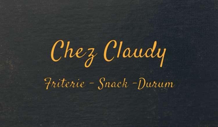 Logo Sandwicherie Chez Claudy Nivelles