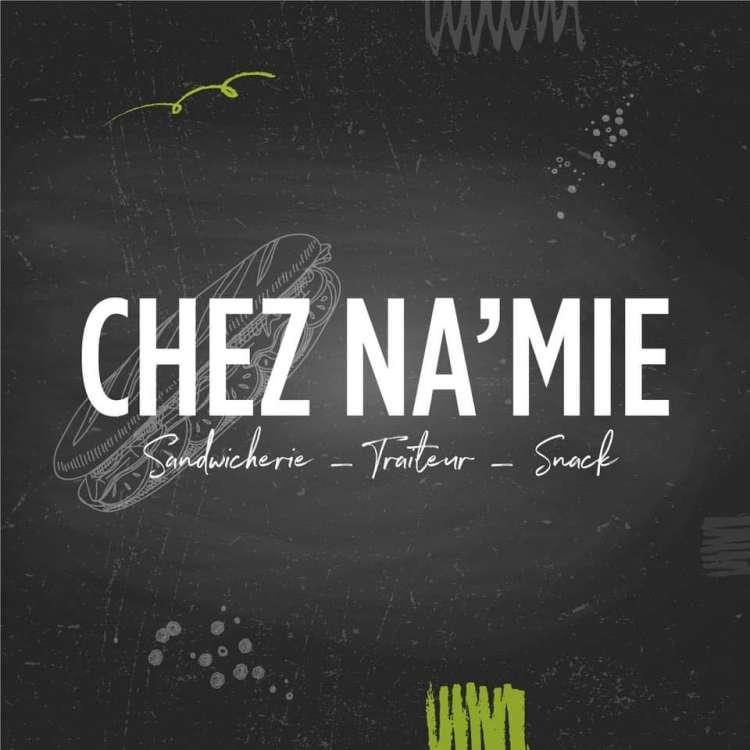 Logo Sandwicherie Chez Na'Mie Ans