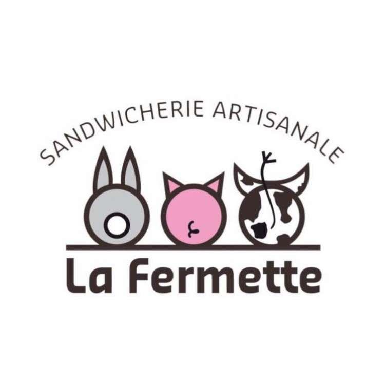 Logo Sandwicherie La Fermette - Nivelles Nivelles