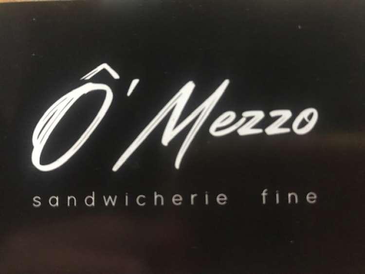Logo Sandwicherie O'Mezzo Loncin