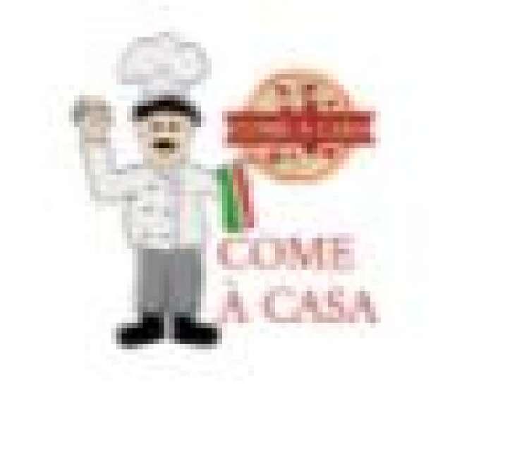 Logo Pizzeria Come a casa Wandre
