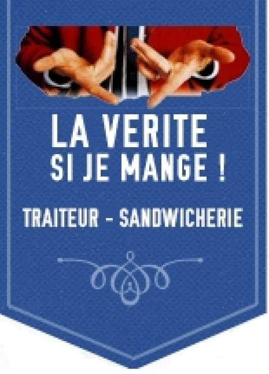 Logo Traiteur La vérité si je mange Saint-Gilles