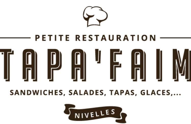 Logo Sandwicherie Tapa'faim Nivelles