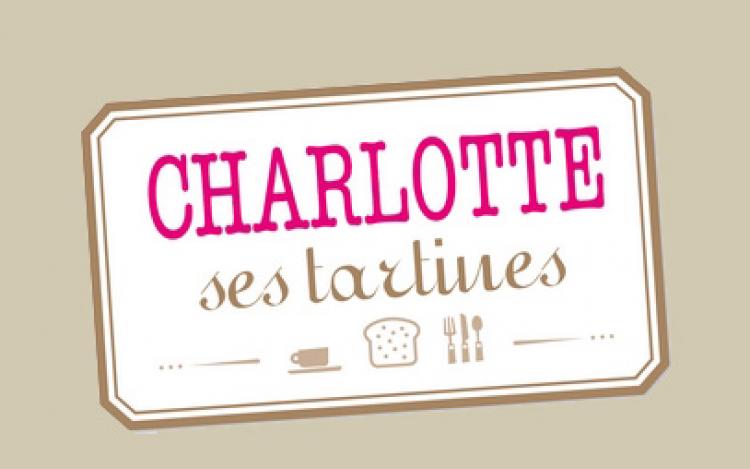 Logo Sandwicherie Charlotte et ses tartines Bruxelles
