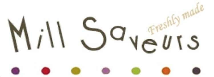 Logo  Mill Saveurs Sint-Stevens-Woluwe