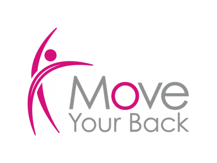 Logo  MOVE YOUR BACK - ROSSEL Bruxelles