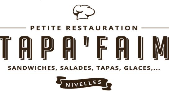 Logo Sandwicherie Tapa\'faim Nivelles
